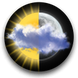 Animated Weather Widget, Clock for Android