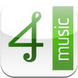 4shared Music for Android